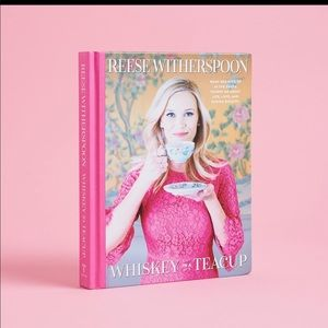 New Reese Witherspoon Whiskey in a teacup